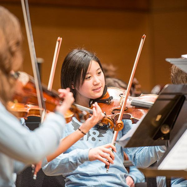 Contemporary Youth Orchestra